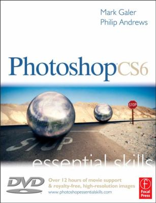 Photoshop CS6: Essential Skills   2013 edition cover