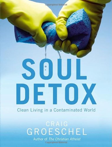 Soul Detox Clean Living in a Contaminated World  2012 edition cover