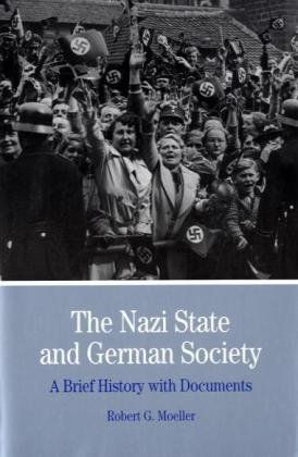 Nazi State and German Society A Brief History with Documents  2010 edition cover