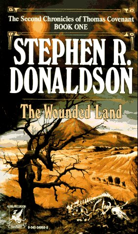 Wounded Land   1980 9780345348685 Front Cover