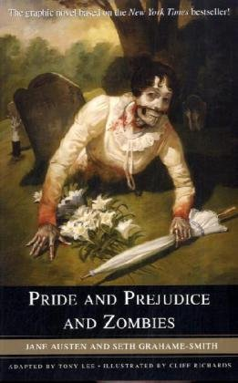 Pride and Prejudice and Zombies   2010 edition cover