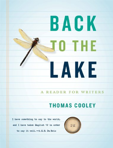 Back to the Lake A Reader for Writers 2nd 2012 edition cover