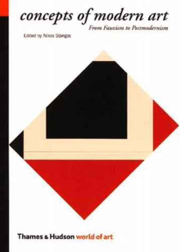 Concepts of Modern Art  3rd 1994 (Revised) edition cover