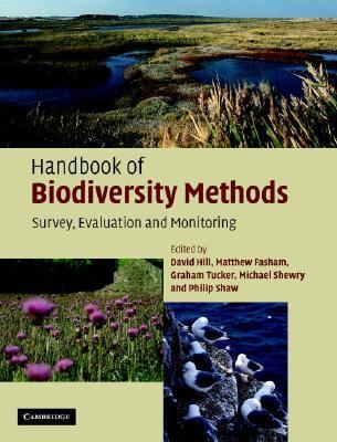 Handbook of Biodiversity Methods Survey, Evaluation and Monitoring  2005 9780521823685 Front Cover