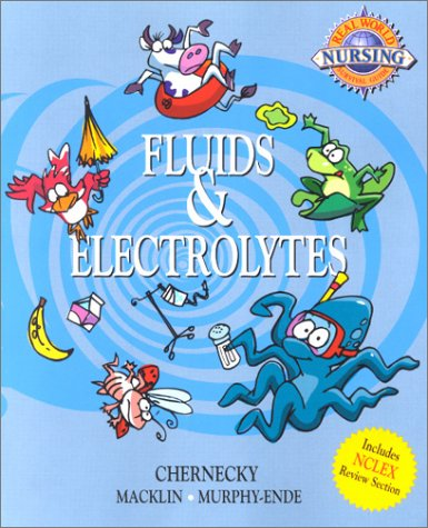 Fluids and Electrolytes   2002 edition cover