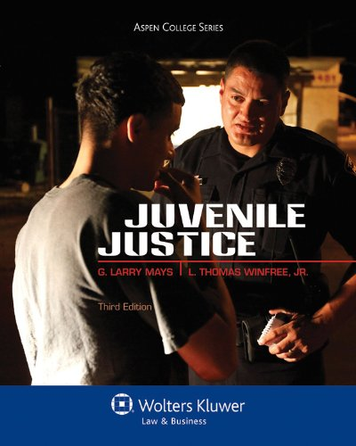 Juvenile Justice  3rd 2012 (Revised) edition cover