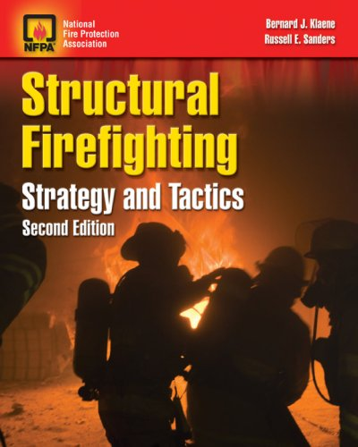 Structural Firefighting Strategy and Tactics 2nd 2008 (Revised) edition cover