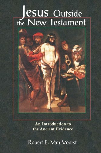 Jesus Outside the New Testament An Introduction to the Ancient Evidence  2000 edition cover