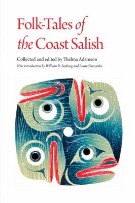 Folk-Tales of the Coast Salish   2009 edition cover
