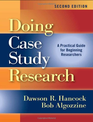 Doing Case Study Research A Practical Guide for Beginning Researchers 2nd 2011 edition cover