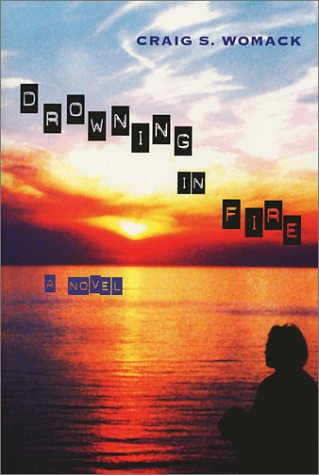 Drowning in Fire   2001 edition cover