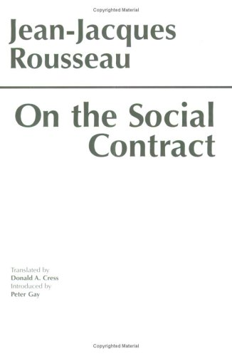 On the Social Contract  Revised  edition cover
