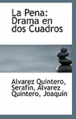 Pen Drama en dos Cuadros N/A 9781113236685 Front Cover