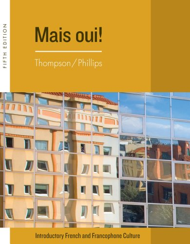 Mais Oui! + Ilrn Heinle Learning Center Printed Access Card:   2012 edition cover