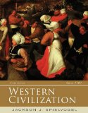 Western Civilization Since 1300 9th 2015 (Alternate) 9781285436685 Front Cover