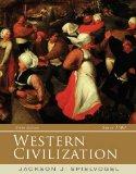 Western Civilization Since 1300 9th 2015 (Alternate) edition cover