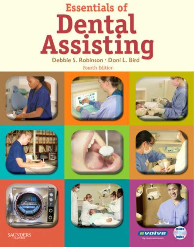 Essentials of Dental Assisting  4th 2007 (Revised) edition cover