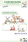 O Livro Dos Animais - a Cole��o Divertida (Bil�ngue Portugu�s - Japon�s)  Large Type 9781493534685 Front Cover
