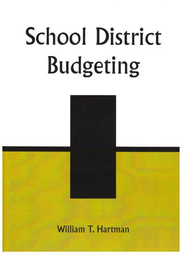 School District Budgeting  2nd edition cover