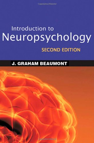 Introduction to Neuropsychology  2nd 2008 (Revised) edition cover