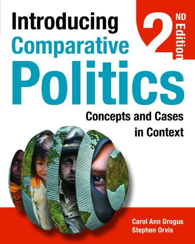 Introducing Comparative Politics Concepts and Cases in Context 2nd 2012 (Revised) 9781608716685 Front Cover