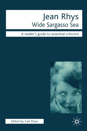 Jean Rhys Wide Sargasso Sea  2001 (Revised) edition cover