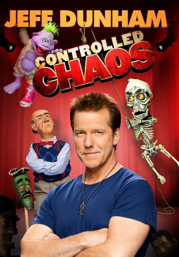 Jeff Dunham: Controlled Chaos System.Collections.Generic.List`1[System.String] artwork