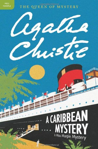 Caribbean Mystery  N/A 9780062073686 Front Cover