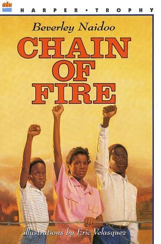 Chain of Fire  N/A edition cover
