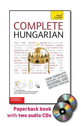 Complete Hungarian  2nd 2011 (Teachers Edition, Instructors Manual, etc.) edition cover
