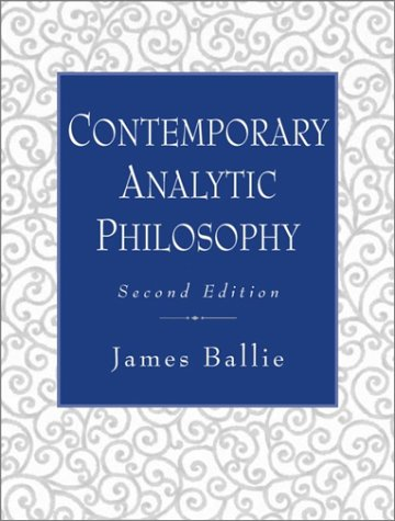 Contemporary Analytic Philosophy Core Readings 2nd 2003 edition cover