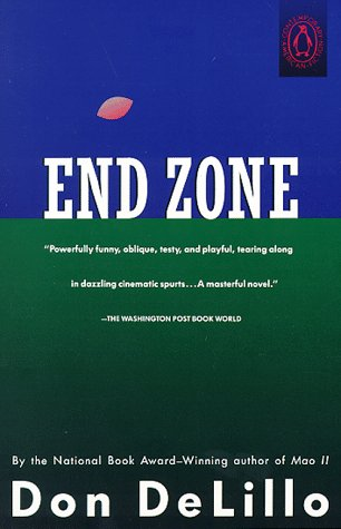 End Zone   1986 edition cover