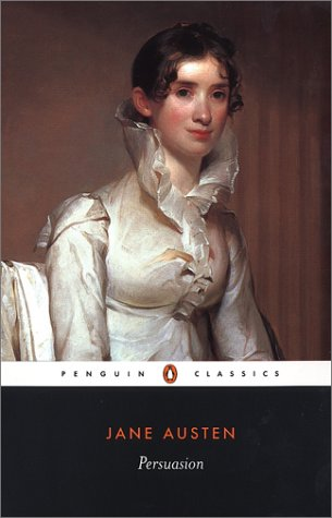 Persuasion   2003 (Revised) edition cover