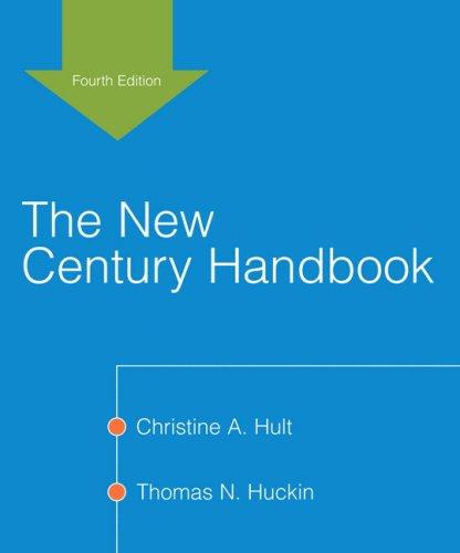 New Century Handbook  4th 2008 edition cover