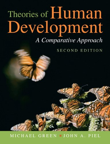 Theories of Human Development A Comparative Approach 2nd 2010 edition cover
