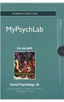 Social Psychology  8th 2013 9780205847686 Front Cover