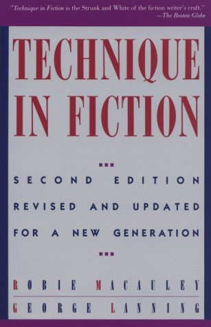 Technique in Fiction  2nd (Revised) 9780312051686 Front Cover