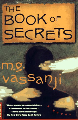 Book of Secrets A Novel Revised edition cover