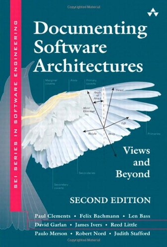 Documenting Software Architectures Views and Beyond 2nd 2011 edition cover