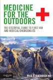 Medicine for the Outdoors The Essential Guide to Emergency Medical Procedures and First Aid 6th edition cover