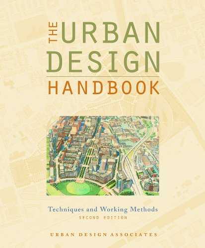 Urban Design Handbook Techniques and Working Methods 2nd 2013 edition cover