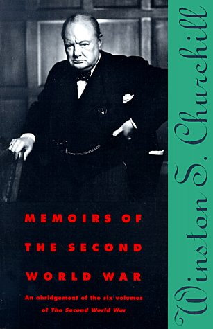 Memoirs of the Second World War   1991 (Abridged) edition cover