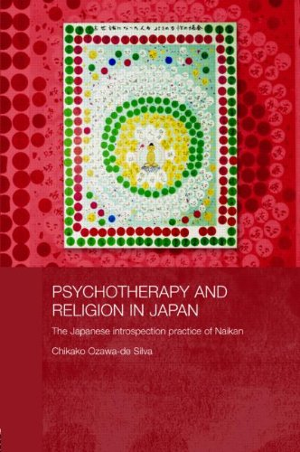Psychotherapy and Religion in Japan The Japanese Introspection Practice of Naikan  2009 edition cover