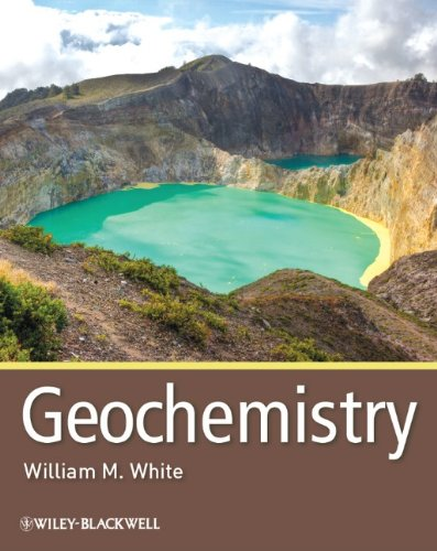Geochemistry   2013 edition cover