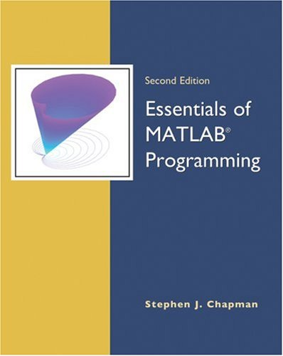 Essentials of MATLAB� Programming  2nd 2009 9780495295686 Front Cover