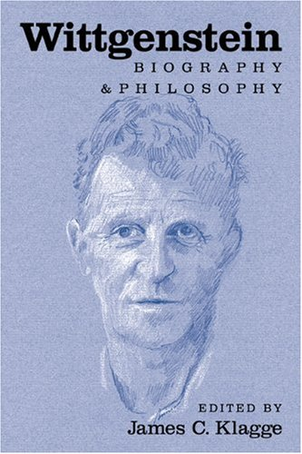Wittgenstein Biography and Philosophy  2001 edition cover