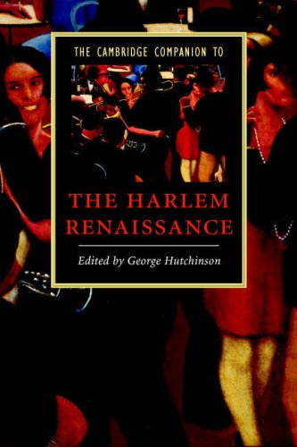 Cambridge Companion to the Harlem Renaissance   2007 9780521673686 Front Cover