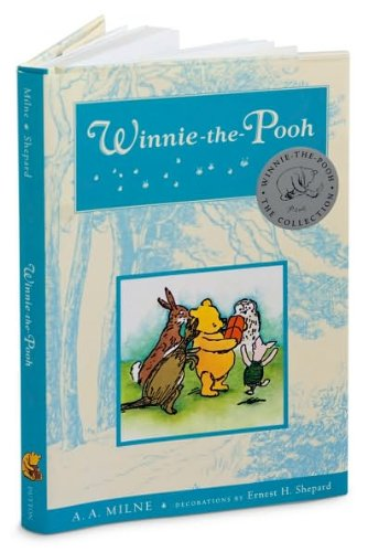 Winnie-the-Pooh  80th (Anniversary) edition cover