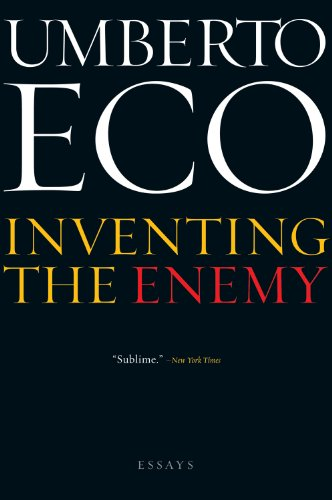 Inventing the Enemy   2012 edition cover