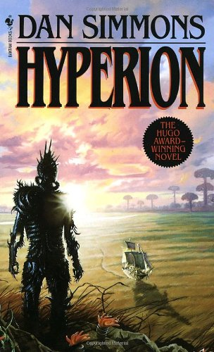 Hyperion   1990 edition cover